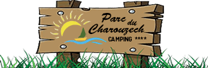 Logo of the campsite Parc du Charouzech in Aveyron